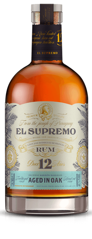 12 Year Old RUM
