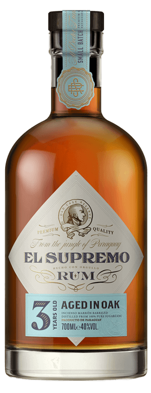 The Supremo Rum - 3 year Old